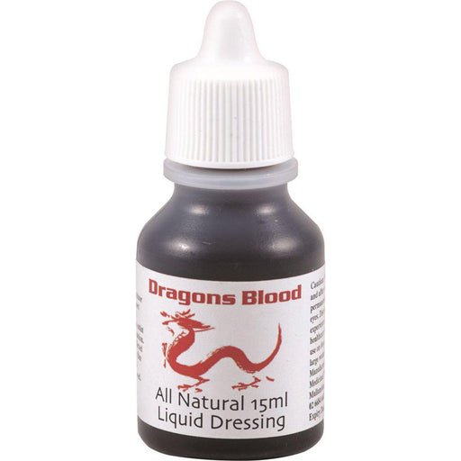 BYRON BAY MEDICINAL HERBS Dragons Blood (Liquid Dressing) 15ml - Welcome Organics