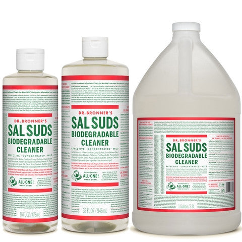 DR BRONNERS Sal Suds Biodegradable Cleaner - Welcome Organics