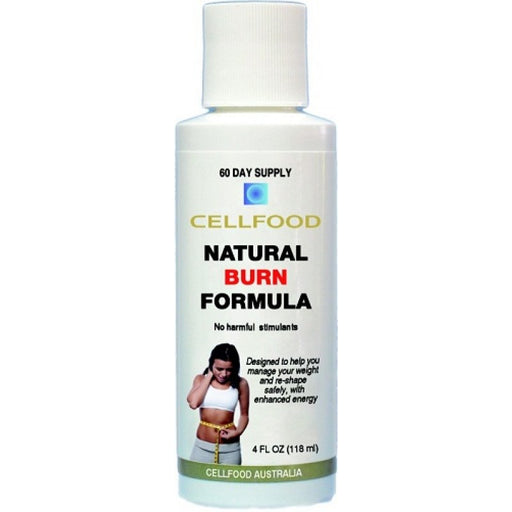 CELLFOOD Natural Burn Formula  118ml - Welcome Organics