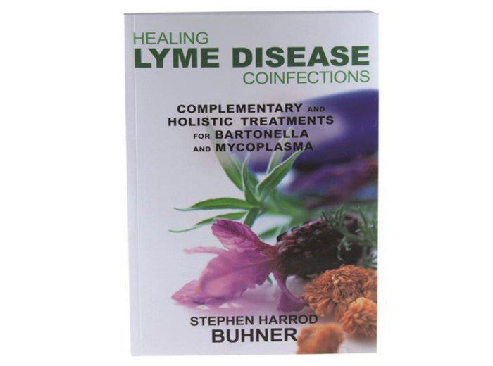 BOOKS Healing Lyme Disease Coinfections by Stephen Harrod Buhner-BOOKS-Welcome-organics