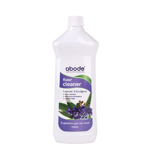 ABODE Floor Cleaner Lavender and Eucalyptus 750ml-ABODE-Welcome-organics