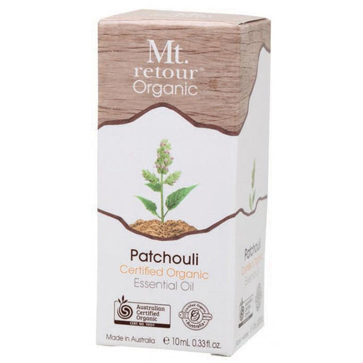 MT RETOUR Patchouli Essential Oil (100%) 10ml - Welcome Organics