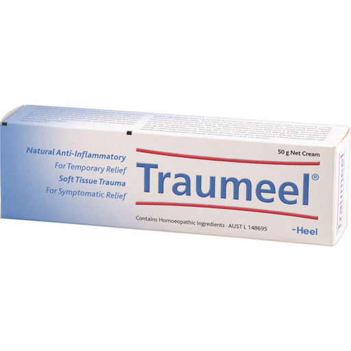 HEEL Traumeel Cream 50g-HEEL-Welcome-organics