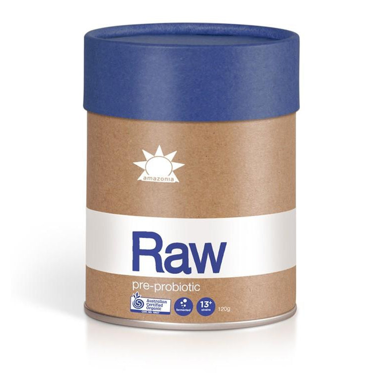 AMAZONIA Raw Pre Probiotics 120g - Welcome Organics