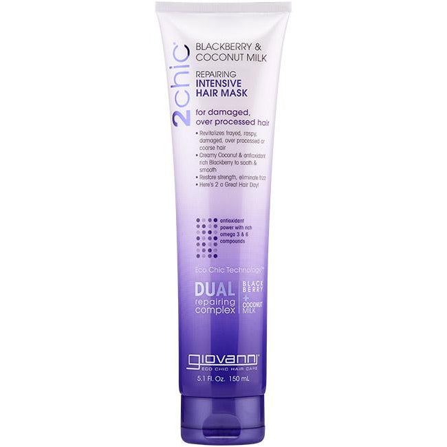 GIOVANNI Intensive Hair Mask - 2chic Ultra-Repair (Damaged Hair) 150ml - Welcome Organics
