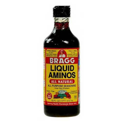 BRAGG Liquid Aminos All Purpose Seasoning 473ml - Welcome Organics
