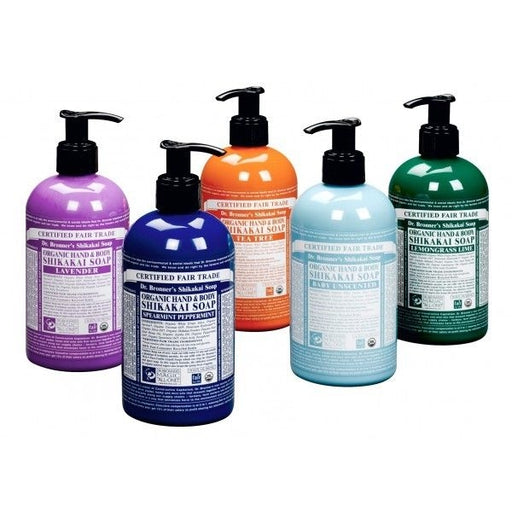 DR BRONNERS Organic Pump Soap - Welcome Organics