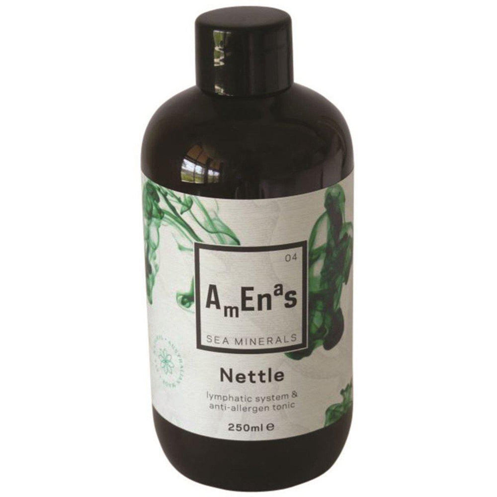 AMENAS SEA MINERALS Stinging Nettle 250ml - Welcome Organics