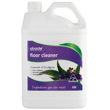 ABODE Floor Cleaner Lavender and Eucalyptus 5L