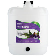 ABODE Floor Cleaner Bulk 20L Drum with Tap