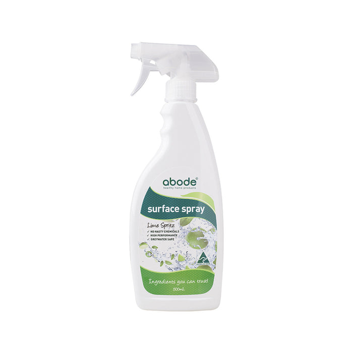 ABODE Surface Spray Lime Spritz 500ml Spray