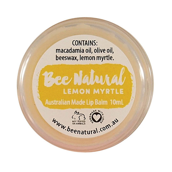 BEE NATURAL Lip Salve 10ml - Welcome Organics