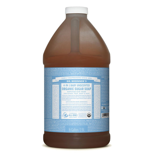DR BRONNERS Organic Pump Soap 1.8L - Welcome Organics