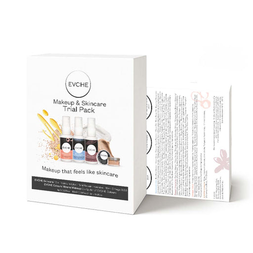EVOHE Makeup & Skincare Trial Pack - Welcome Organics
