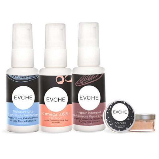 EVOHE Makeup & Skincare Trial Pack