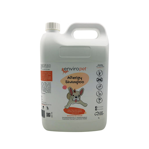 ENVIROPET Pet Allergy Shampoo 5L