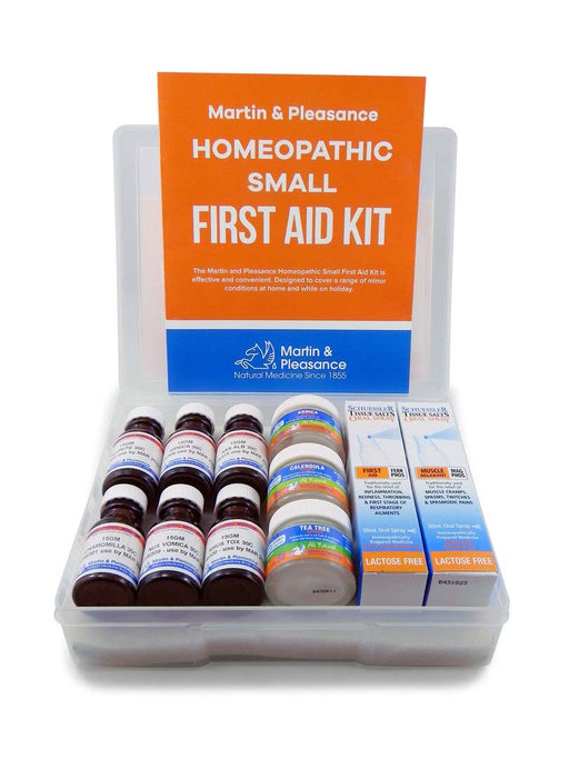 MARTIN & PLEASANCE Homoeopathic First Aid Kit Small