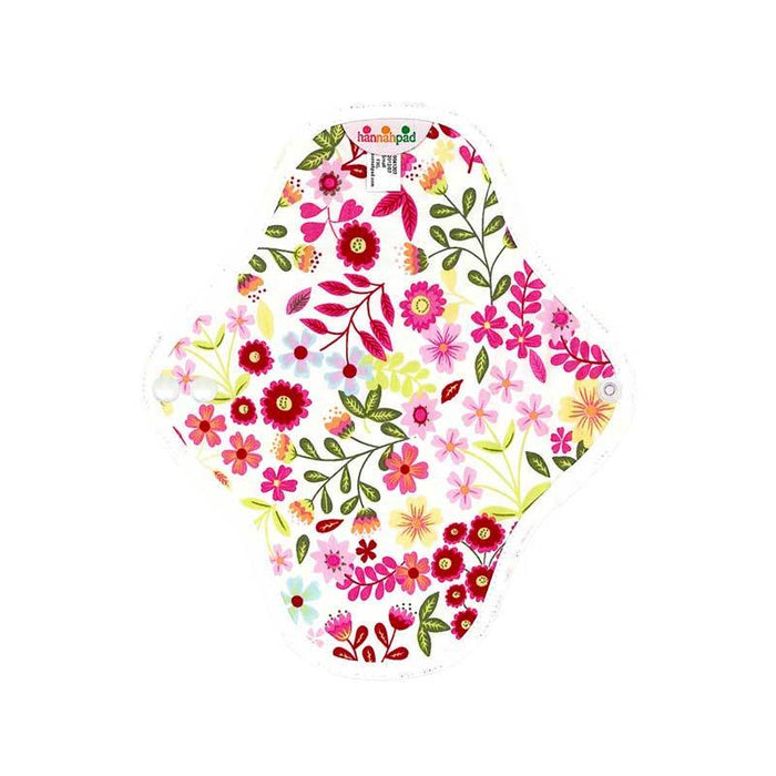 HANNAHPAD Small Cloth Pads 2 Pack - Welcome Organics