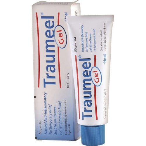 HEEL Traumeel Cream Natural Anti-Inflammatory 50g for pain, bruises, arthritis