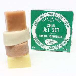 Viva La Body Sampler/Travel Packs Jet Set Basics Hair & Body 85g