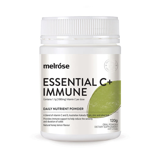 MELROSE Essential C Plus Immune 120g