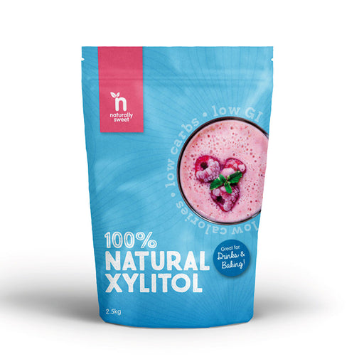 NATURALLY SWEET Xylitol 2.5Kg - Welcome Organics