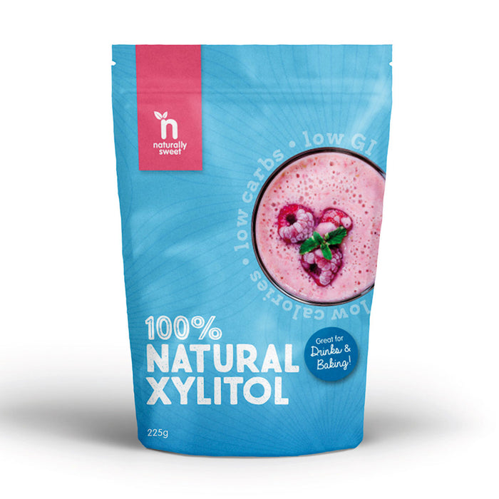 NATURALLY SWEET Xylitol 225g - Welcome Organics