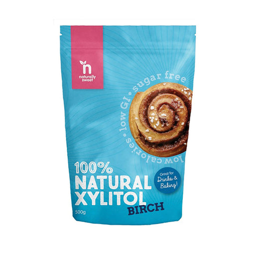 NATURALLY SWEET Xylitol Birch 500g - Welcome Organics