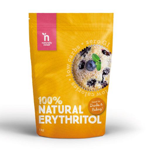 NATURALLY SWEET Erythritol 1kg - Welcome Organics