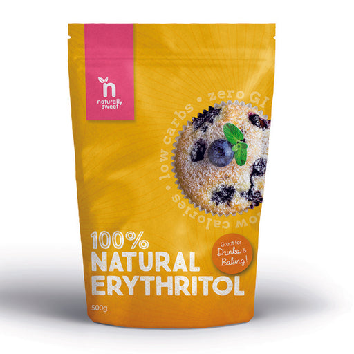 NATURALLY SWEET Erythritol 500g - Welcome Organics
