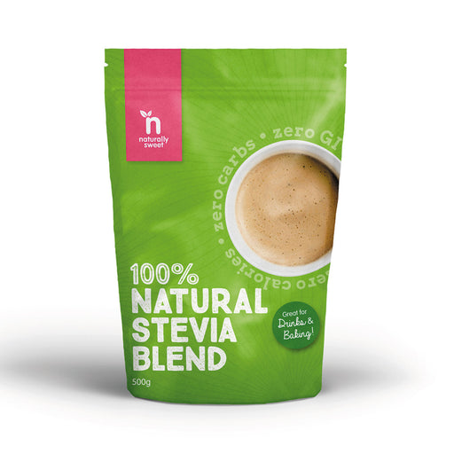 NATURALLY SWEET 100% Natural Stevia Blend 500g - Welcome Organics