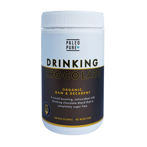 PALEO PURE Sugar Free Drinking Chocolate 350gm