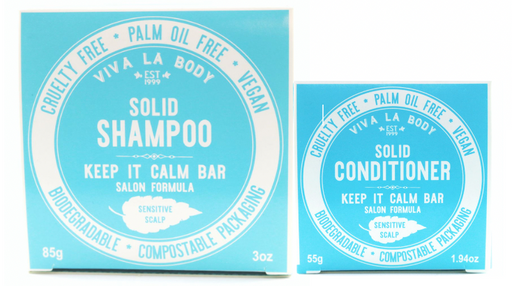Viva La Body Keep It Calm Shampoo Conditioner Combo