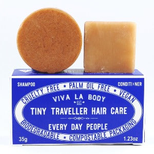 Viva La Body Tiny Traveller Every Day People Shampoo/Conditioner 32g