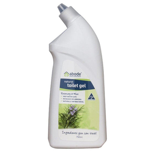 ABODE Toilet Gel Rosemary & Mint 750ml - Welcome Organics