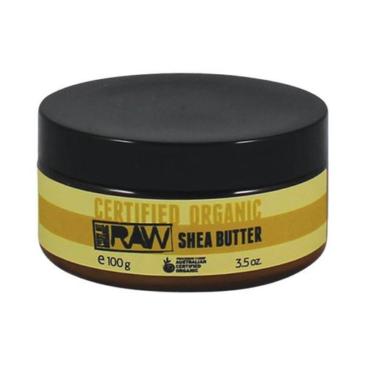 EVERY BIT ORGANIC RAW  Shea Butter 100g - Welcome Organics