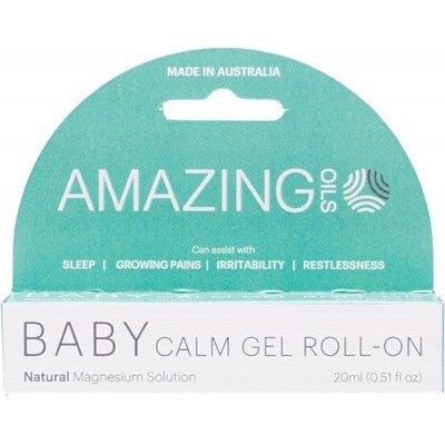 AMAZING OILS Baby Calm Gel Roll-On 20ml