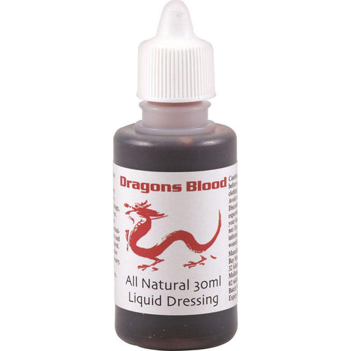 BYRON BAY DETOX Medicinal Herbs Dragons Blood (Liquid Dressing) 30ml-BYRON BAY DETOX-Welcome-organics