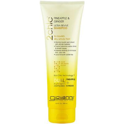 GIOVANNI Shampoo - 2chic Ultra-Revive (Dry, Unruly Hair) 250ml - Welcome Organics