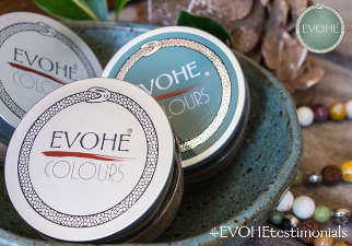 EVOHE Organic Mineral Powder Blush 6gm