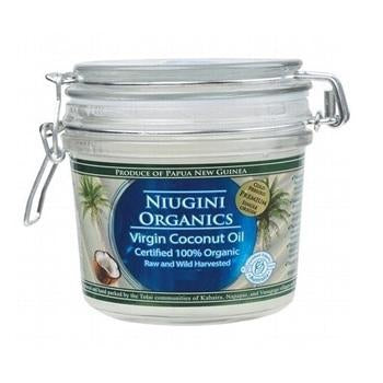 NIUGINI ORGANICS 100% Pure Virgin Coconut Oil 320ml-NIUGINI ORGANICS-Welcome-organics