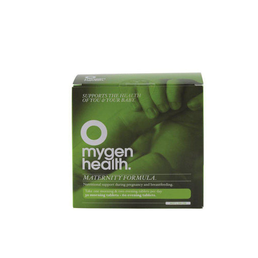 MYGEN HEALTH Maternity Formula 30t and 60t-MYGEN HEALTH-Welcome-organics