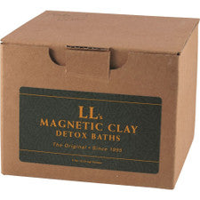 LL MAGNETIC Clay Detox Bath 2.5kg Clear-Out - Welcome Organics