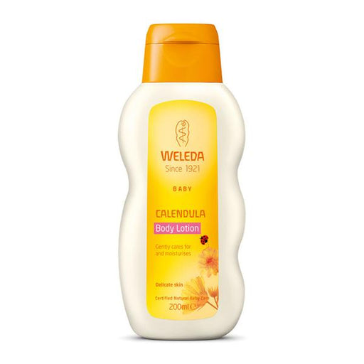WELEDA Baby Calendula Body Lotion 200ml - Welcome Organics