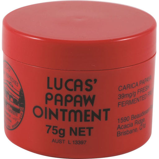LUCAS Papaw Ointment 75g - Welcome Organics