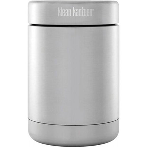 KLEAN KANTEEN Insulated Food Canister Brushed Stainless 473ml - Welcome Organics