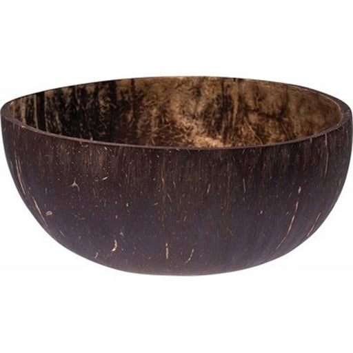 NIULIFE Coconut Shell Bowl Polished - Welcome Organics