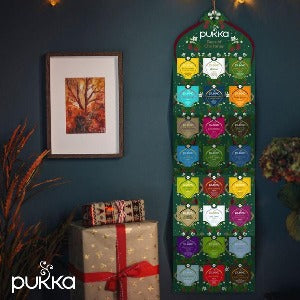 PUKKA Christmas Advent Calendar