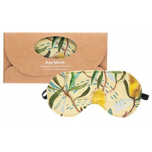 WHEATBAGS LOVE Banksia Eye Mask - Welcome Organics