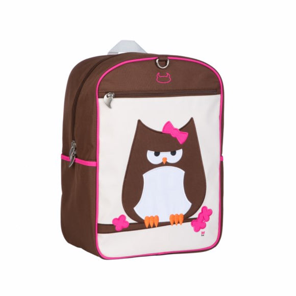Big-Kid-Backpack-Owl- Papar                        .